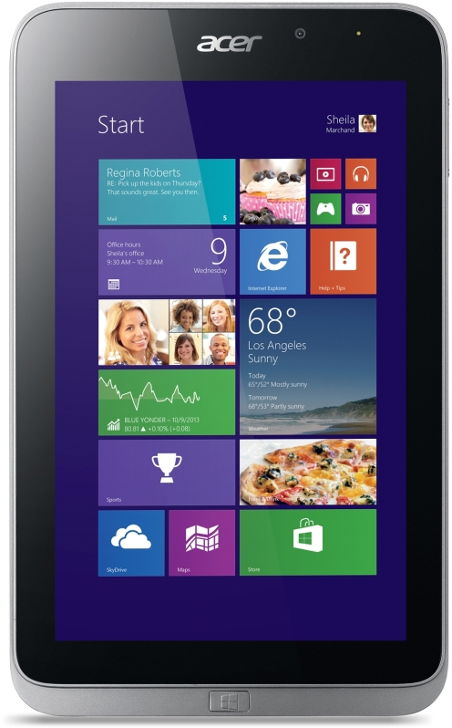Acer Iconia W4-820 64GB